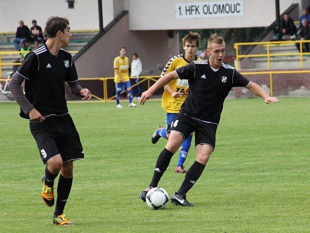 Juniorka HFK (v černém)