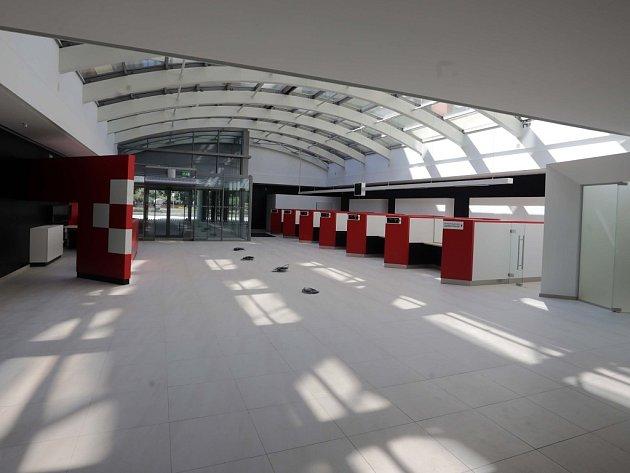Nově postavená soukromá budova NAMIRO