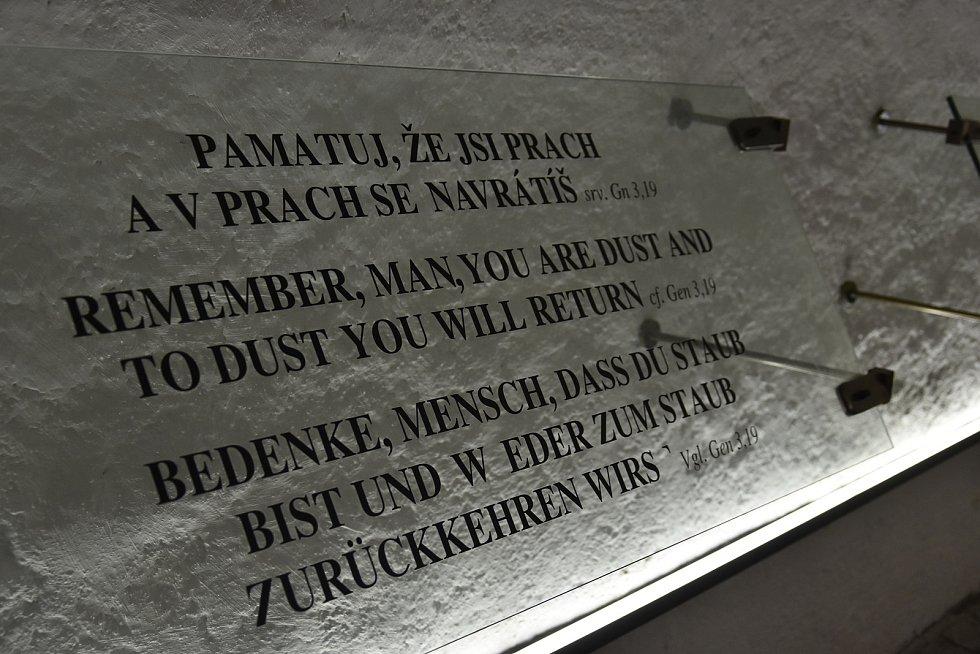 Noc kostelů, katedrála sv. Václava v Olomouci, 12. 6. 2020