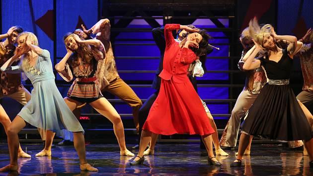 Baletní představení Moravského divadla Olomouc