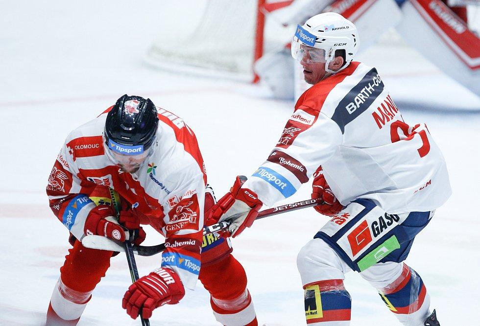 Dynamo Pardubice proti HC Olomouc