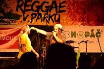 Festival Reggae v parku. Ilustrační foto