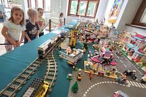 Výstava Lego Svět kostek.