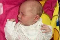 Nela Suchomelová, Náklo narozena 18. listopadu váha 3780 g, míra 51 cm