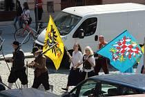 Jarmark  Rytíři, kejklíři nebo i divadlo je k vidění v sobotu 15. června v centru Uničova na Olomoucku. Město totiž slaví osmi sté výročí svého založení a pro širokou veřejnost nachystalo rozmanitý program.