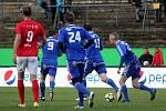 Za Lužánkami se ve čtvrtek utkaly legendy Zbrojovky Brno a Sigmy Olomouc. Zápas skončil 4:4.
