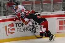 HC Oceláři Třinec - HC Olomouc. Ilustrační foto