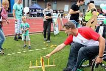 Handicap rally v Olomouci