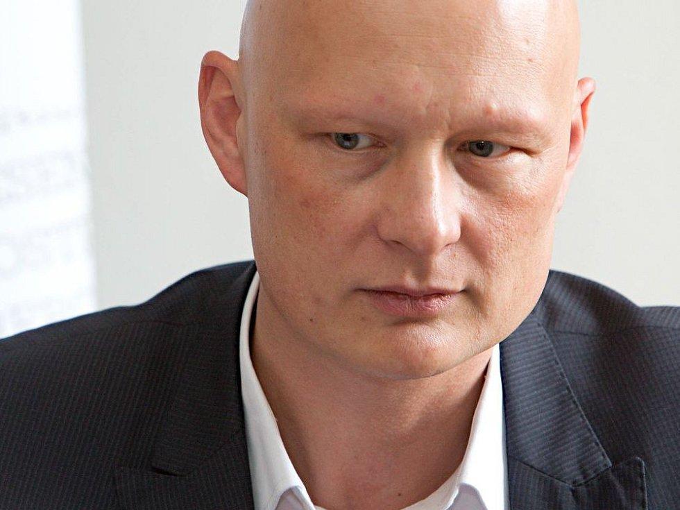 Jan Holpuch, trojka na kandidátce ODS pro komunální volby 2018 v Olomouci