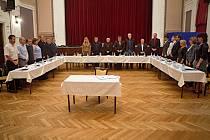 Jednání zastupitelstva v Litovli. Ilustrační foto