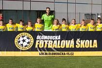 Zahájení Olomoucké fotbalové školy na Andrově stadionu