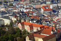 V centru Olomouce by se měla objevit mobilní zeleň.