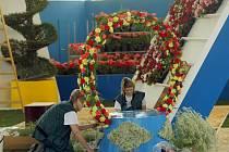 V barvách a vůních květinového šapitó se ponese letošní jarní etapa Flory.