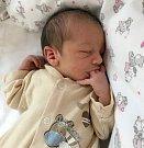 Filip Pokorný, Nedvězí, narozen 8. července, váha 2800 g