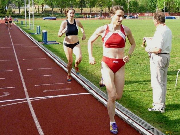 Zkušená Ivanová zvítězila v běhu na 5000 m