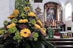 Rozkvetlé památky v rámci podzimní Flory 2014