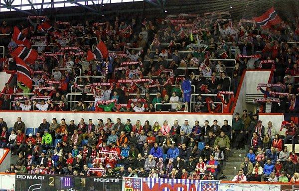 Baráž: HC Olomouc - Slavia Praha