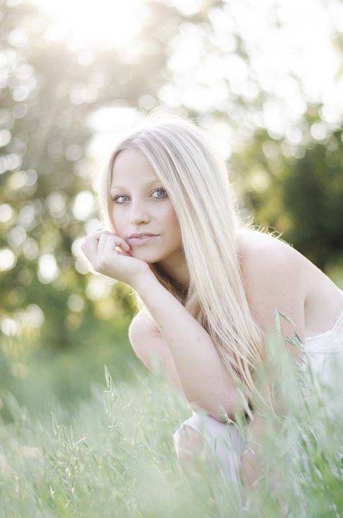 MICHAELA JOHANOVÁ, 16 let