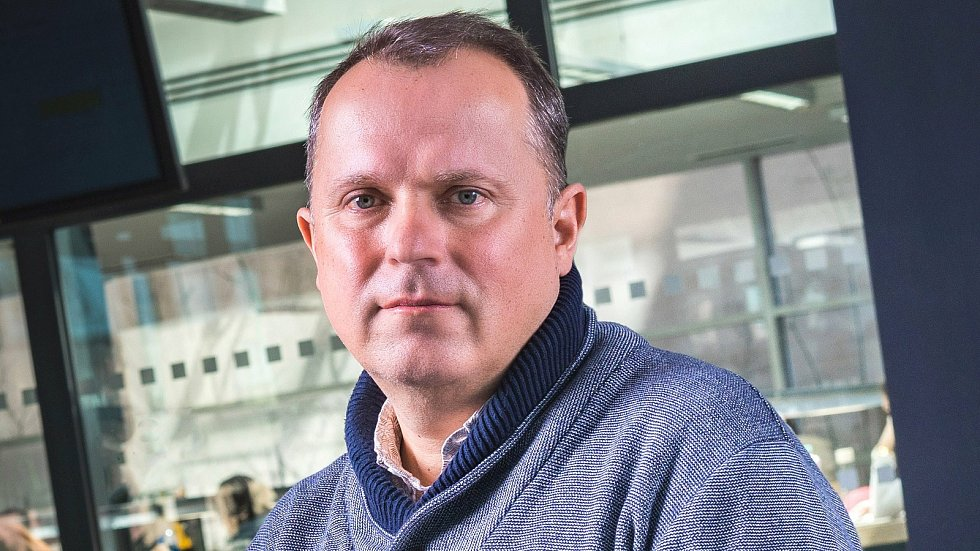 Martin Procházka, nový rektor Univerzity Palackého v Olomouci