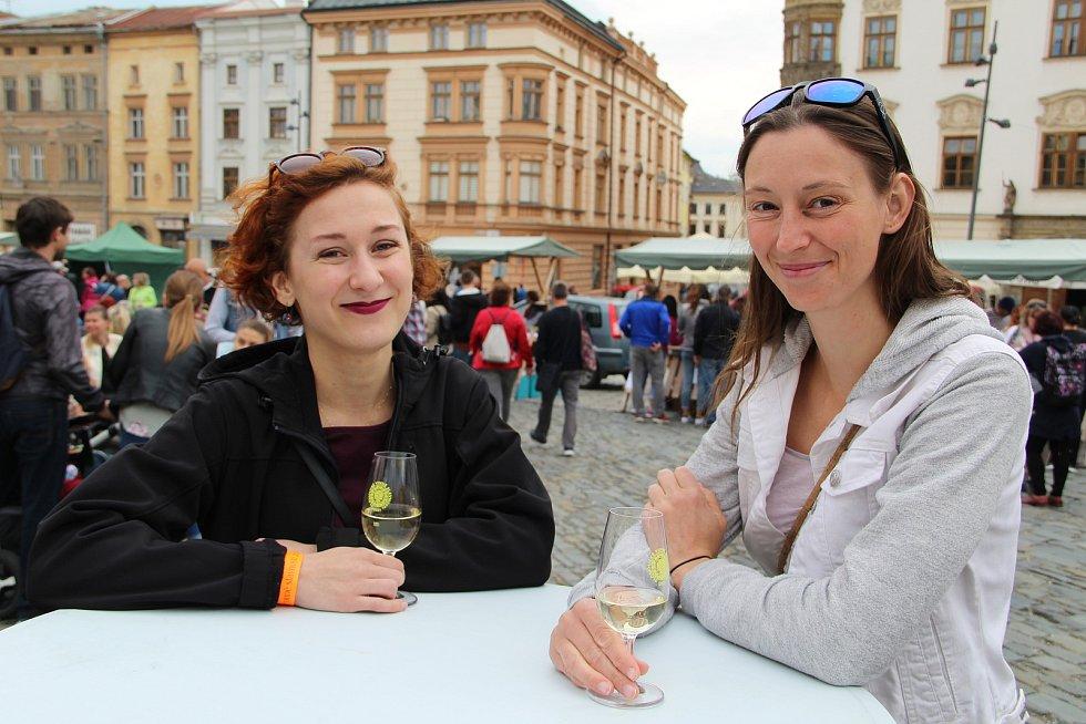 Olomoucké vinné slavnosti, 28. května 2021