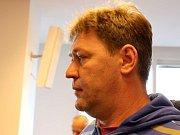 Obžalovaný v metanolové kauze Václav Zlámal u krajského soudu ve Zlíně