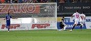 Gól Sevilly. Sigma Olomouc vs. Sevilla FC