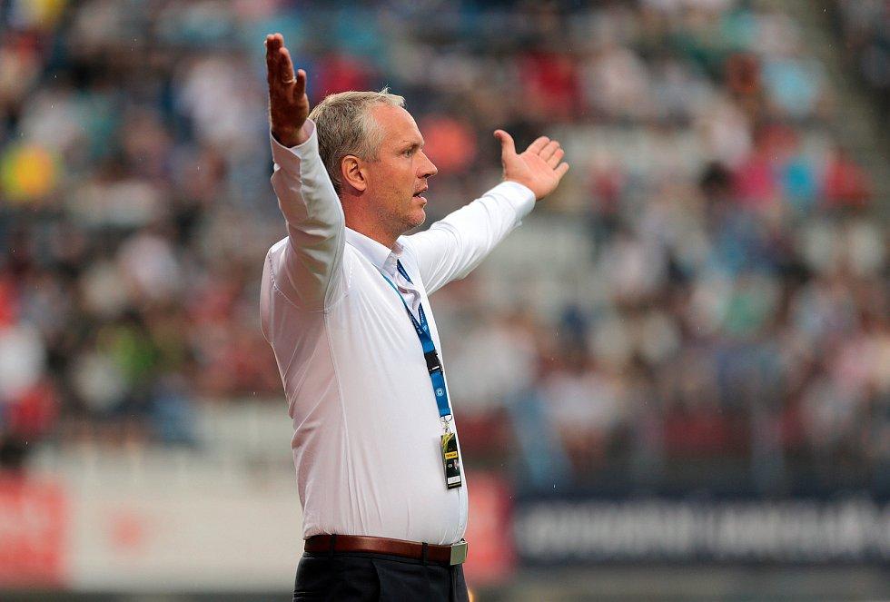 SK Sigma - Slavia Praha. Václav Jílek
