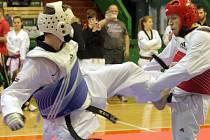 Taekwondo v Olomouci. Ilustrační foto