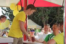 Návštěvníci si užili dobrou hudby i pivo z místního pivovaru. V dobré zábavě přispěly koncerty kapel Turbo nebo revivaly Lucie, Red Hot Chilly Peppers a Kabát