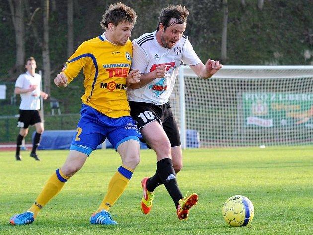 Varnsdorf vs. HFK Olomouc