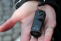 Minikamera olomoucké městské policie