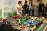 Svět kostek 2019 - mezinárodní výstava modelů z lega v areálu areál Střední školy polytechnické v Olomouci
