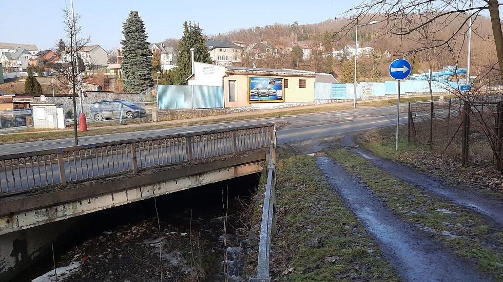 Most na silnici I/46 ve Šternberku čeká přestavba