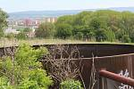 Brownfield nad Slavonínem, květen 2021