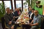 Kabelkový veletrh v Olomouci - snídaně s partnery