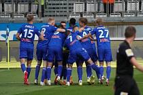SK Sigma Olomouc - FK Jablonec 4:0.