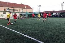 Ilustrační foto. Galatasaray - Kafki (Malý fotbal Olomouc, 18. kolo)