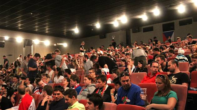 Kino Metropol. Ilustrační foto.