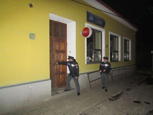 Policie kontrolovala vúterý případné nalévání alkoholu mladistvím vobcích na Olomoucku.