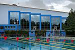 Plavecký stadion v Olomouci. Ilustrační foto