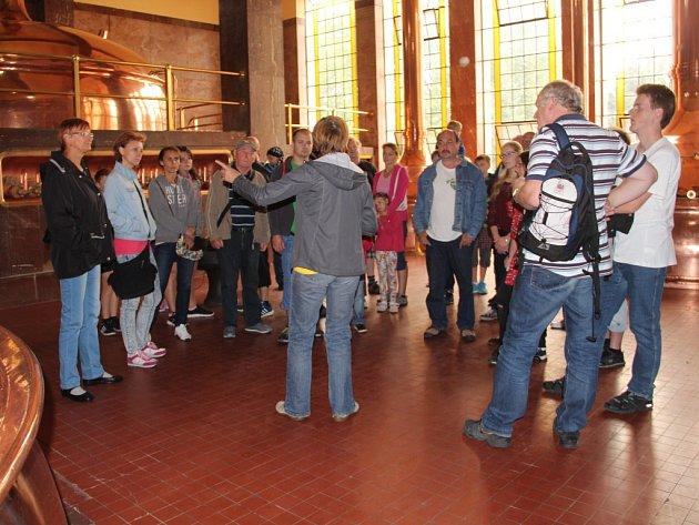 Na letošní ročník Litovelského otvíráku se přišli v sobotu podívat do areálu pivovaru nejen fandové piva, ale také populárních kapel. Nechyběla ani zábava pro nejmenší.