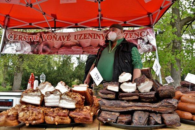 Selské trhy na Výstavišti Flora Olomouc, 7.5.2021