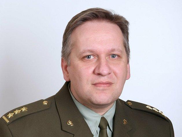 Ředitel Vojenské nemocnice Olomouc Martin Svoboda.