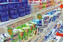 Nové značení Z našeho regionu v supermarketu Terno