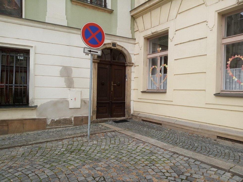 Filmová místa v Olomouci. Žerotínovo náměstí