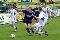 HFK Olomouc proti Slavičínu