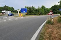 V pondělí 26. července 2021 začíná oprava výjezdů a sjezdů dálnice D35 mezi Olomoucí a Mohelnicí.