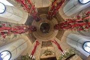 Kaple v Sloupu Nejsvětější Trojice na Horním náměstí v Olomouci