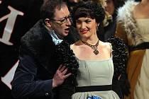 Opera Evžen Oněgin v Moravském divadle