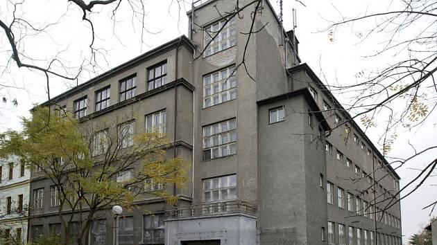 Budova bývalé chirurgie v Řepčíně